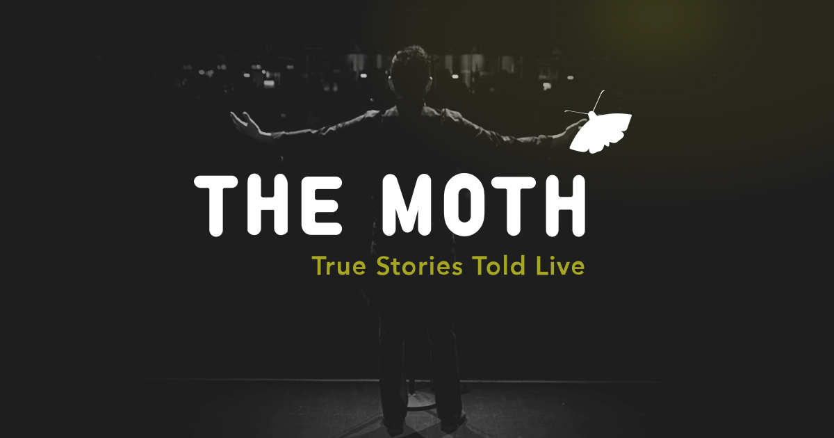 Image result for The Moth Storytelling