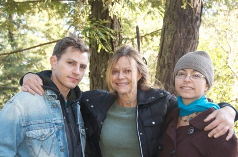 Joyce And Her Daughter Audrey And The Older Of Her Sons Charlie Aka Captain Planet 465X308