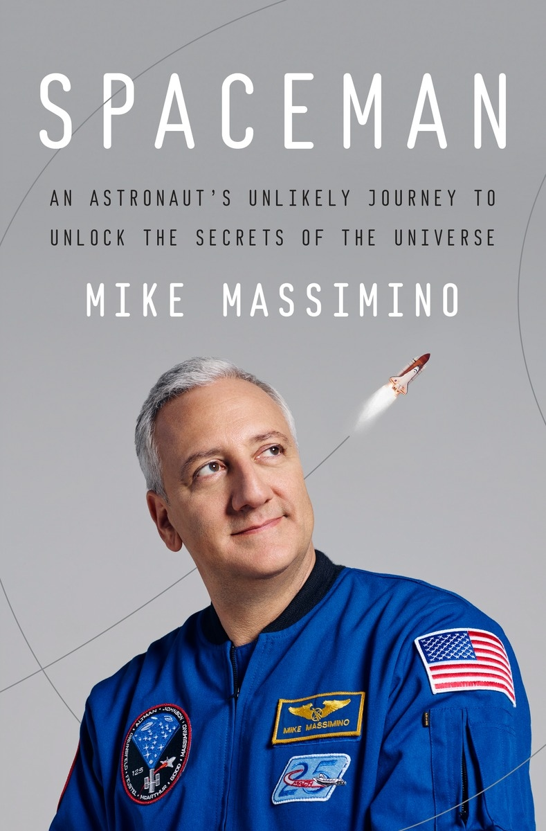 Mike Massimino Radio Extra Book Cover