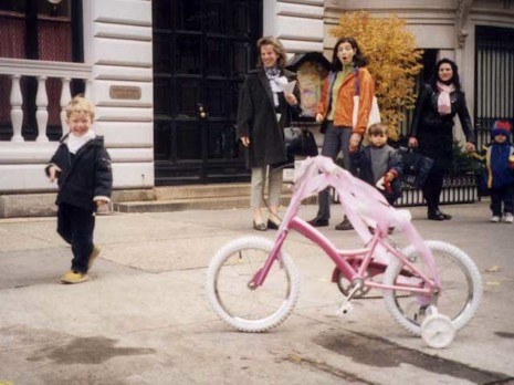 Olivers Pink Bicycle 465X348