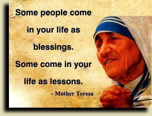 INSPIRATIONAL QUOTES BY MOTHER TERESA The Insider Tales Fascinating Mother Teresa Quotes On Anxiety