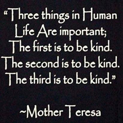 INSPIRATIONAL QUOTES BY MOTHER TERESA The Insider Tales Simple Mother Teresa Quotes On Anxiety