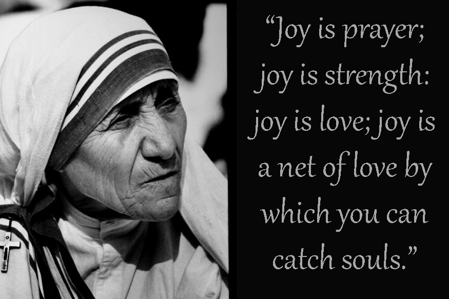 INSPIRATIONAL QUOTES BY MOTHER TERESA The Insider Tales Interesting Mother Teresa Quotes On Anxiety
