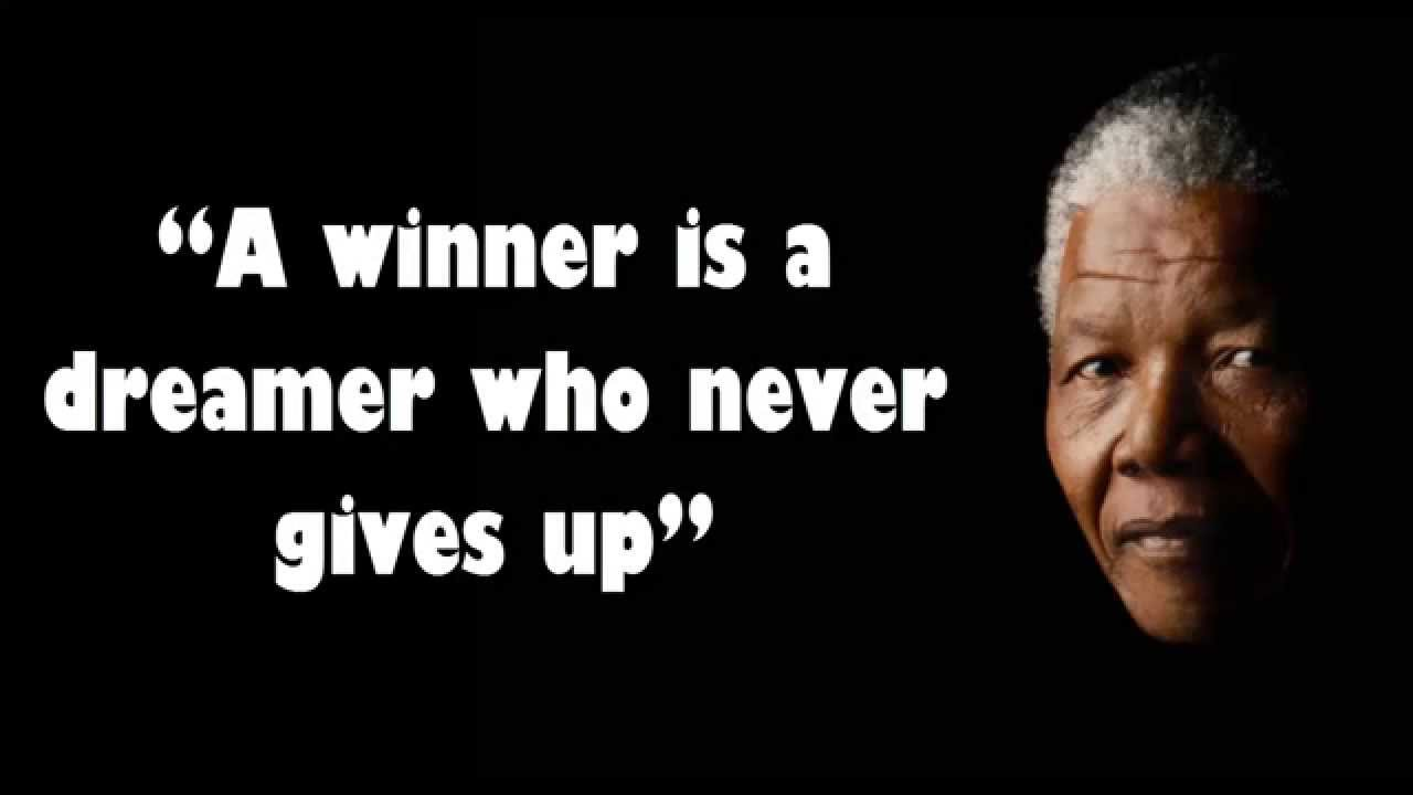 Inspirational Quotes By Nelson Mandela The Insider Tales