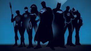 Superheroes - the Redeemers of Hope
