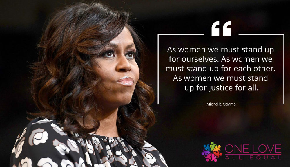 INSPIRATIONAL QUOTES BY MICHELLE OBAMA