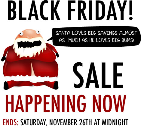 The Oatmeal Black Friday Sale