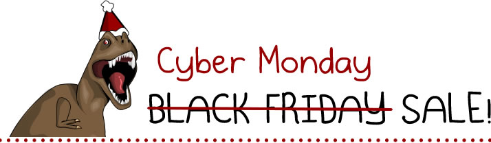 The Oatmeal Cyber Monday Sale