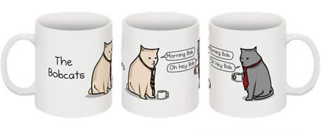 Bobcats Coffee Mugs