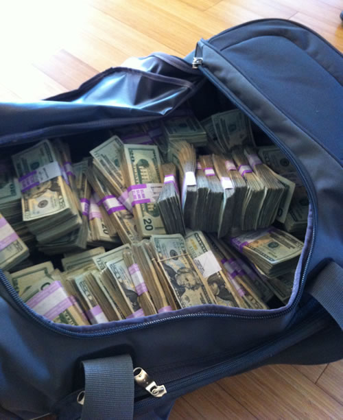 how to make millions of dollars in real life