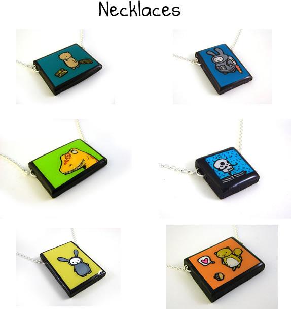 Necklaces by LaRu