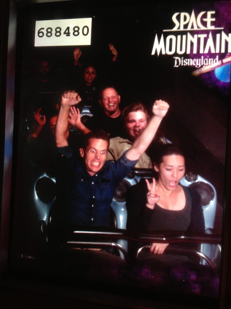 The Oatmeal on Space Mountain