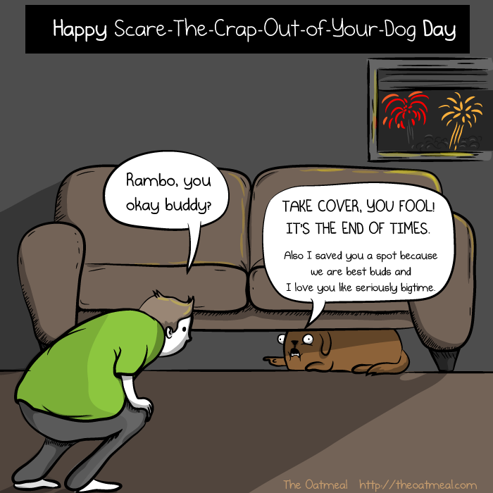 Courtesy of Matthew Inman and The Oatmeal