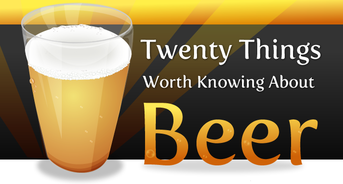 header Beer OClock: A Roundup of Drinking Related Infographics