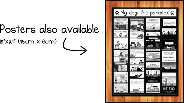 dog paradox poster