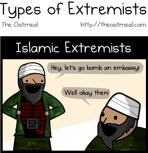 Islamic extremists