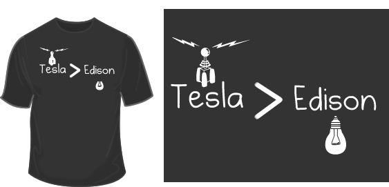 Telsa > Edison shirts