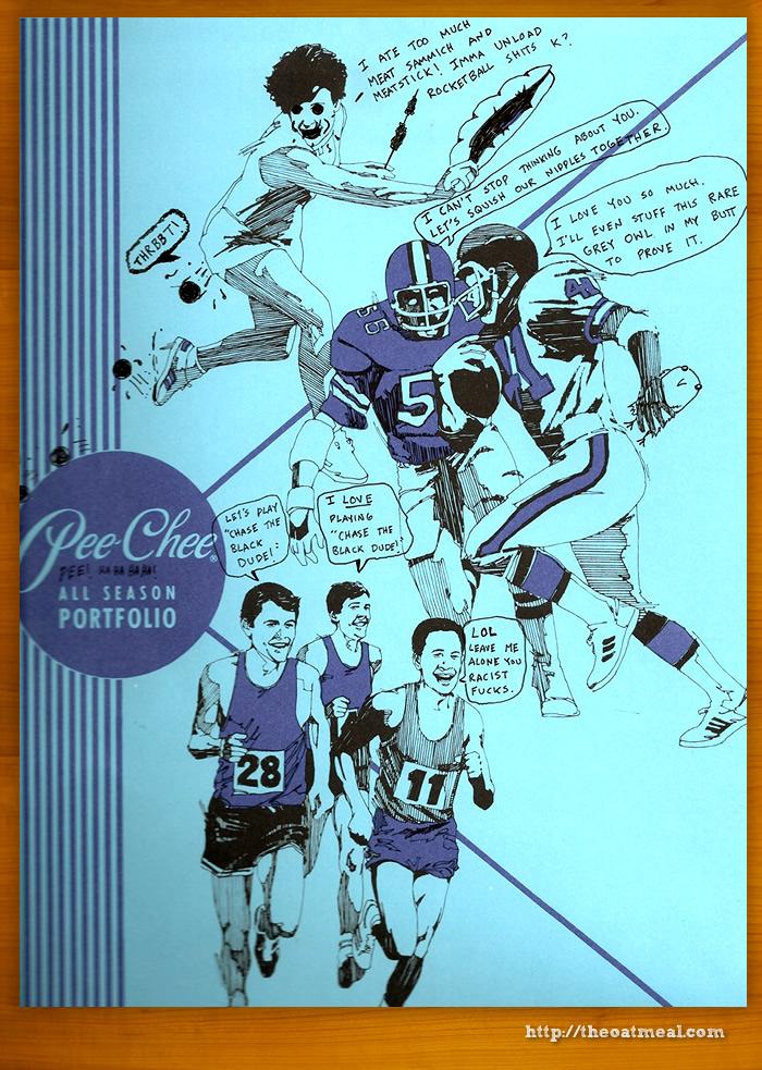 Pee Chee Folders