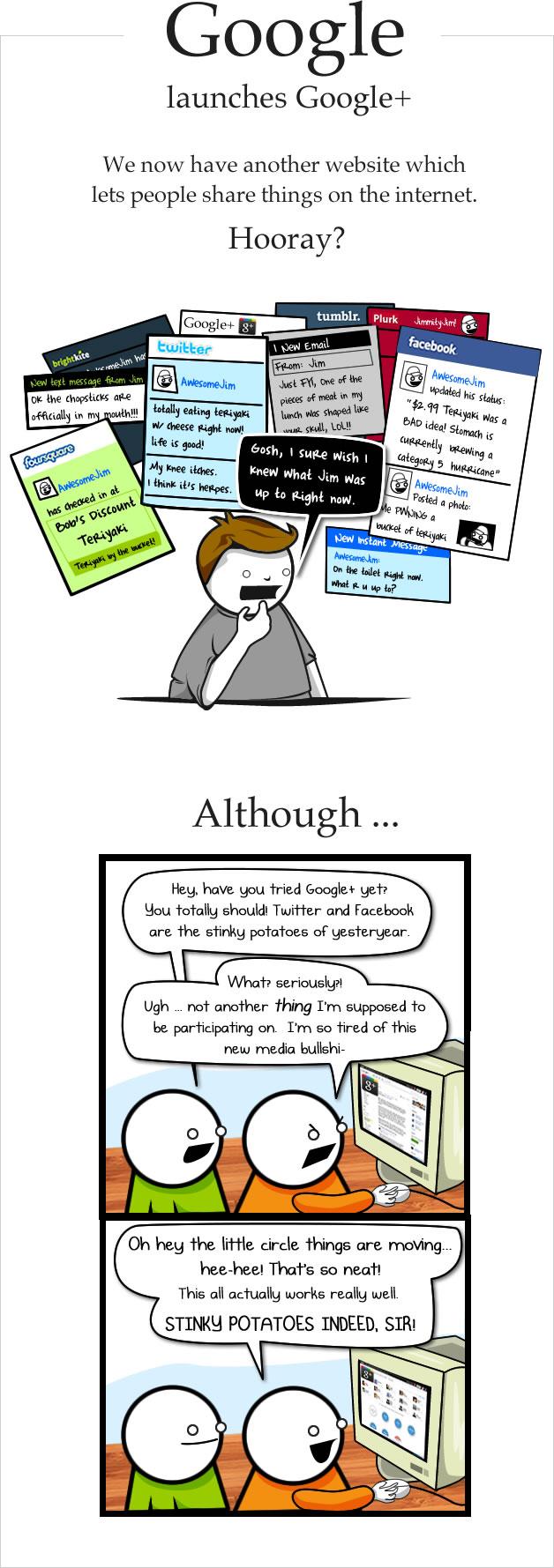 L'état du Web pour l'Eté 2011 : Récapitulatif amusant et intéressant !