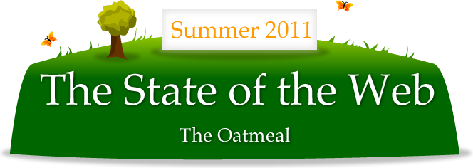 The State of the Web - Summer 2011