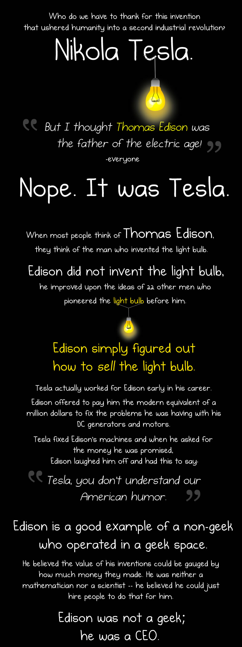 nikola tesla essay when w is boss tesla on wifi and gender  why nikola tesla was the greatest geek who ever lived the oatmeal