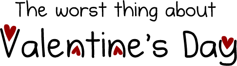 The Oatmeal's Valentine's Day Comic