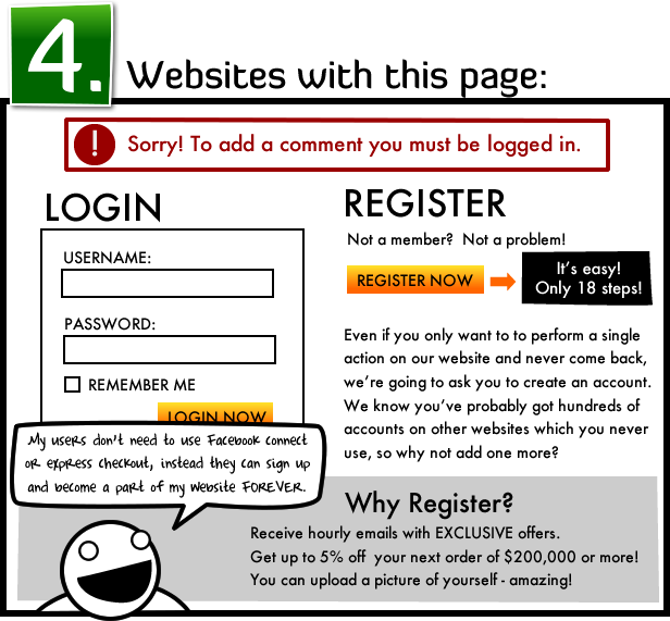 8 websites you need to stop building