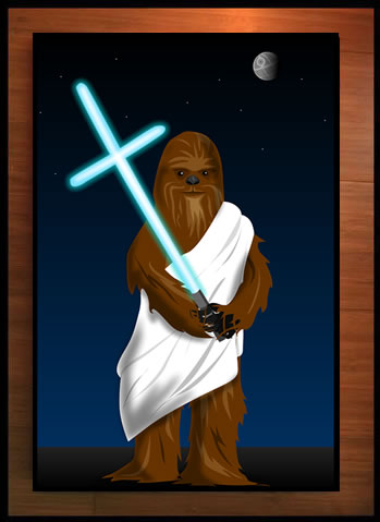 Wookiee Jesus