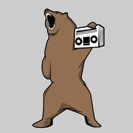 Bears Love Boomboxes