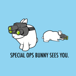 Special Ops Bunny