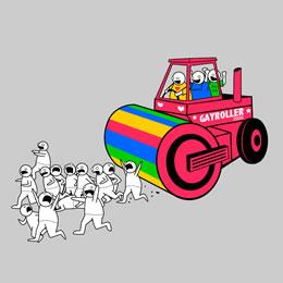 The Gayroller 2000