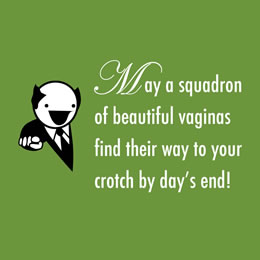 Vagina Squadron Shirt