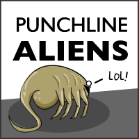 Punchline Aliens