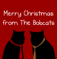 Merry Christmas from The Bobcats