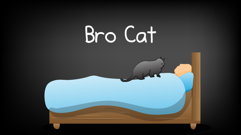 Bro Cat would like to hang out - The Oatmeal