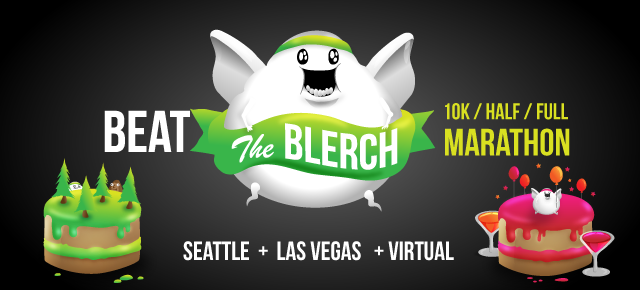 Beat The Blerch - 10k/half/full marathon