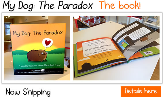My Dog: The Paradox is now a book