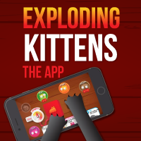 Exploding Kittens: the mutiplayer app