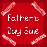 We're having a sale for Father's Day