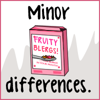 minor_differences