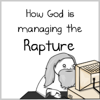 How God is managing the rapture