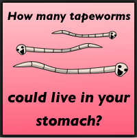 Man Has 9 Foot Tapeworm