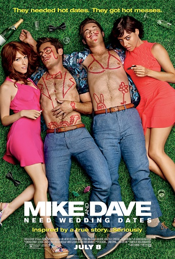 'Mike and Dave Need Wedding Dates' Advance Screening Passes