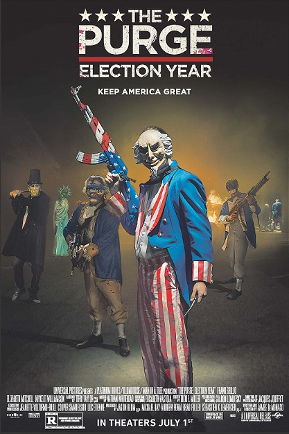 'The Purge: Election Year' Advance Screening Passes
