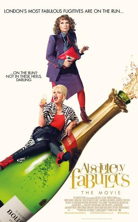 'Absolutely Fabulous: The Movie' Advance Screening Passes