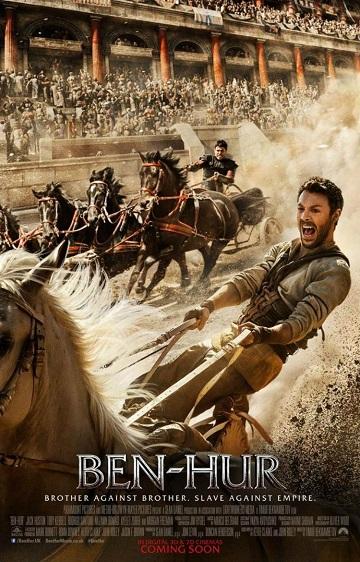 'Ben-Hur' Advance Screening Passes