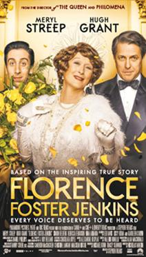 'Florence Foster Jenkins' Advance Screening Passes