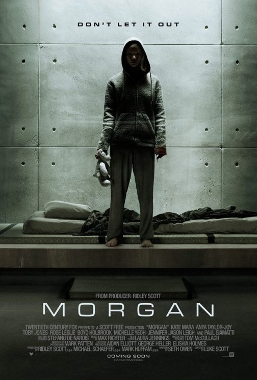 'Morgan' Advance Screening Passes
