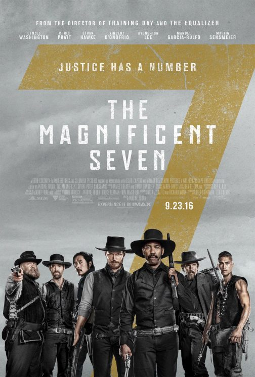 'The Magnificent Seven' Advance Screening Passes