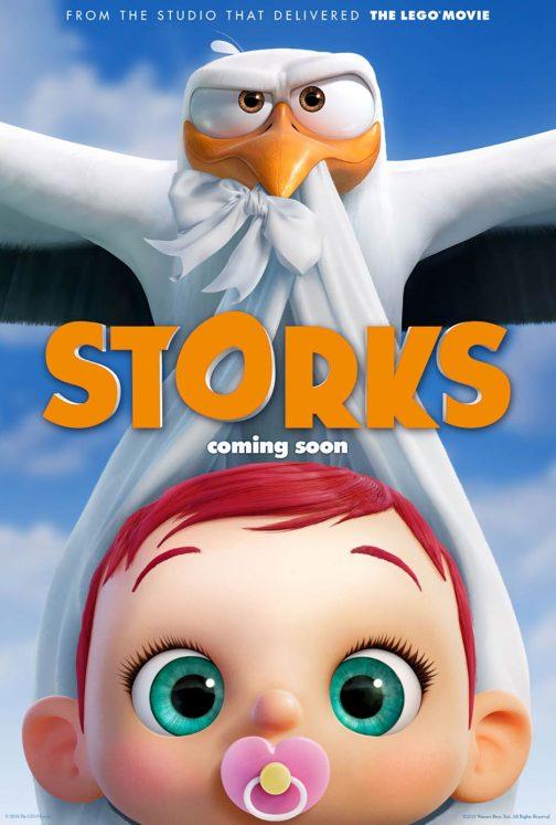 'Storks' Advance Screening Passes